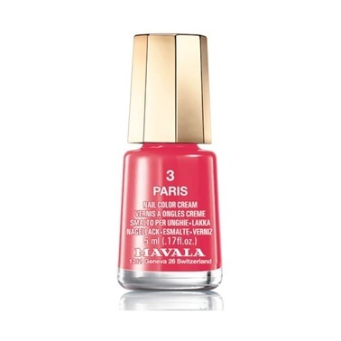 Mavala Mini Color 3 Paris 5ml Oje Kırmızı